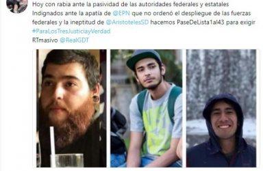 Rabia, dolor y frustración tras conocerse el asesinato de los 3 estudiantes de cine
