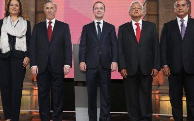 Verificado.mx: ¿Verdades o mentiras? Esto dijeron los candidatos sobre seguridad y violencia en el primer debate