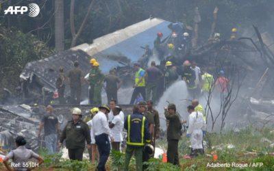 Accidente de la aeronave XA-UHZ de la Habana