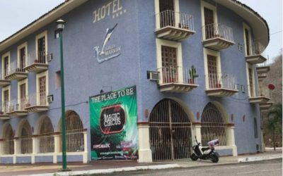CNTE pide un hotel en playa