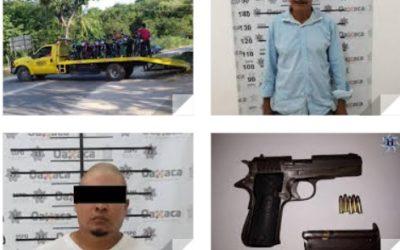 """Continúan resultados de la """"operación sellamiento"""" en la entidad: SSPO"""