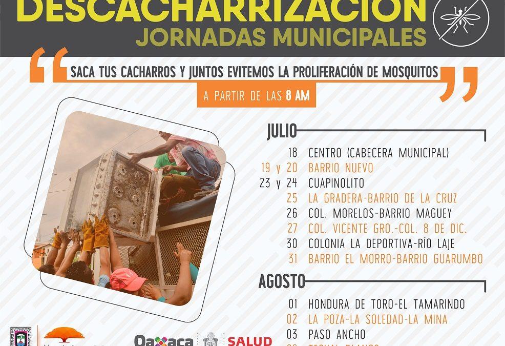 Jornada de Descacharización
