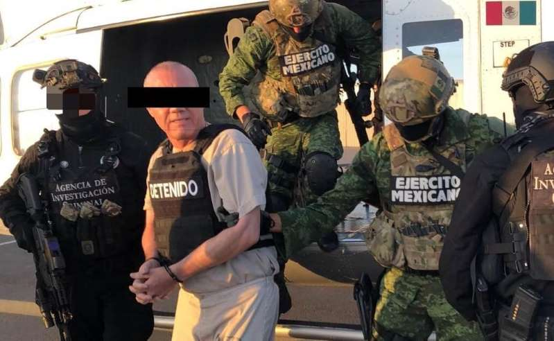 """Extradición de """"El Licenciado"""", primordial en juicio contra """"El Chapo"""" en EU: PGR"""