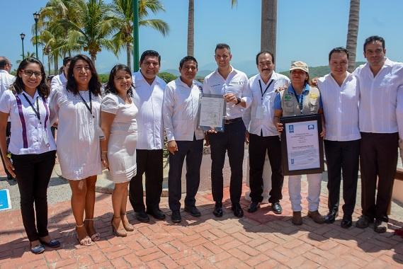 Huatulco sede del XIII Encuentro Nacional de Playas Limpias