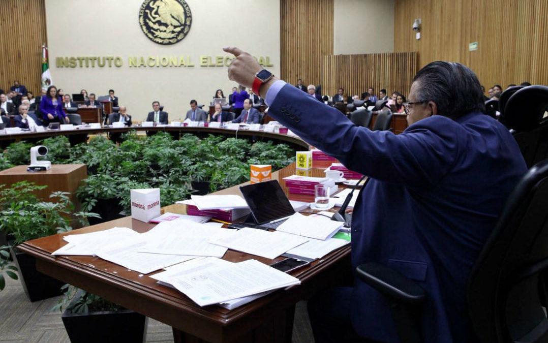"""Multa de 197 mdp a Morena por """"fraude"""""""
