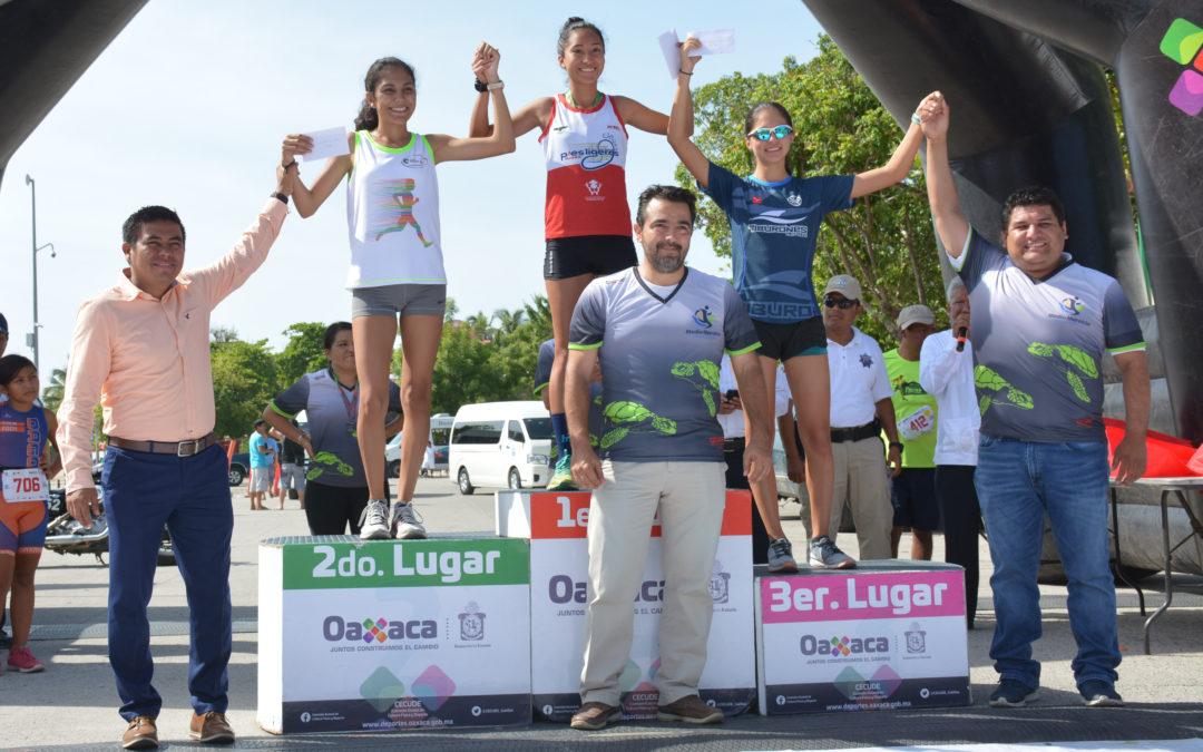 Todo un éxito el Medio Maratón Huatulco 2018