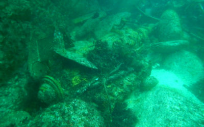 Buceadores españoles aseguran haber hallado un submarino nazi hundido en 1943