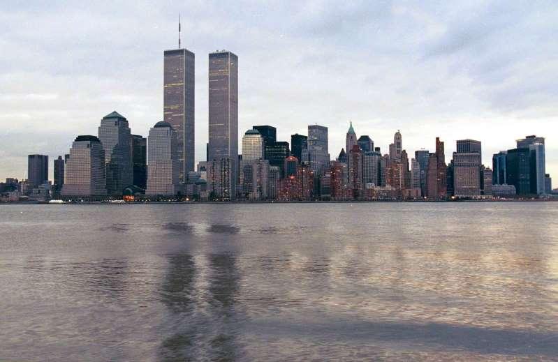 La imagen que una gran parte del mundo recuerda del 2001