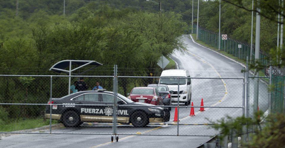 Muere estudiante por herida de bala en la Prepa Tec de Monterrey