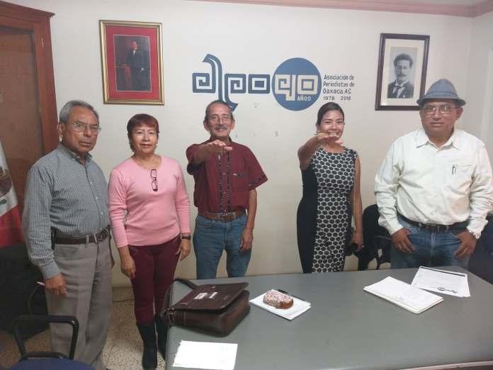 Asamblea de periodistas acuerda cursos y cuidar la Hemeroteca