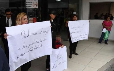 Cae en Ecatepec acusado de abusar sexualmente de 37 niños en kínder de la GAM