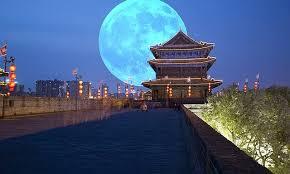 """China lanzará una """"luna artificial"""" al espacio para el 2020"""