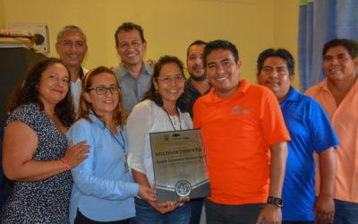 Gobierno de Huatulco invierte en infraestructura educativa