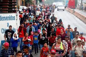 Obligación de México brindar protección a persona desplazadas centroamericanas