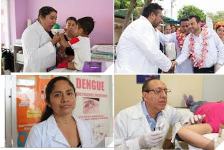 Reconoce y agradece SSO entrega diaria de médicos