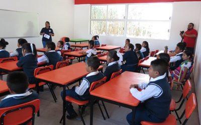 Este jueves 17, reanudan clases en escuelas que suspendieron por lluvias: IEEPO