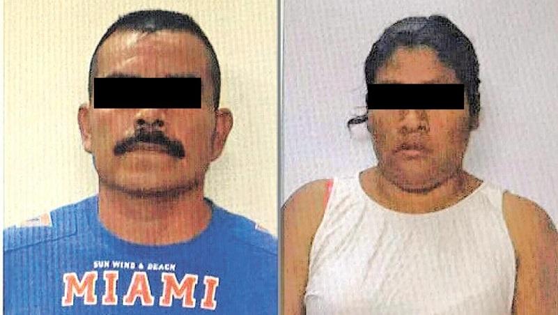Saldrá en el 2056 pareja que asesino a su hija en Lachigoló