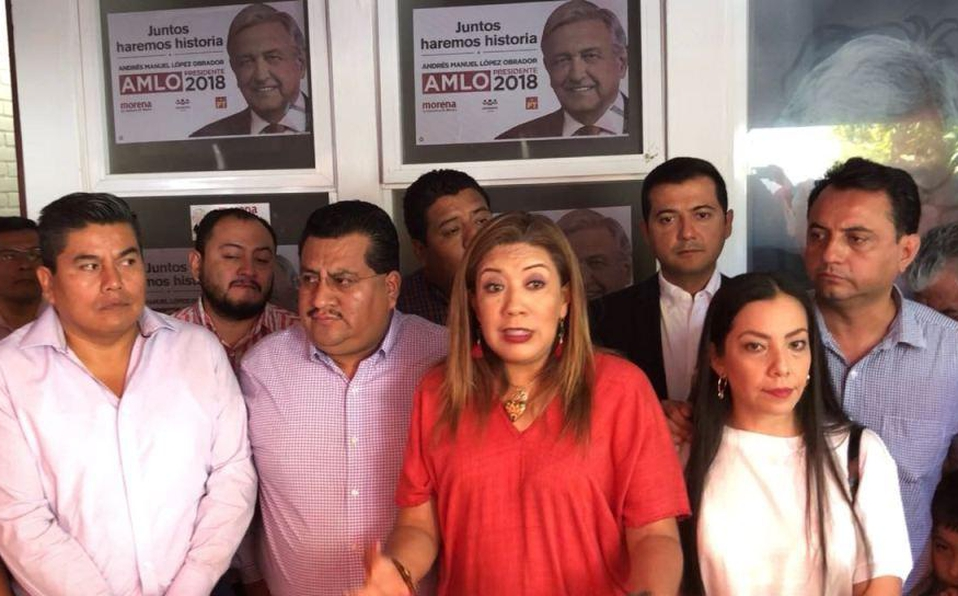 Divididos diputados de Morena para elegir coordinador