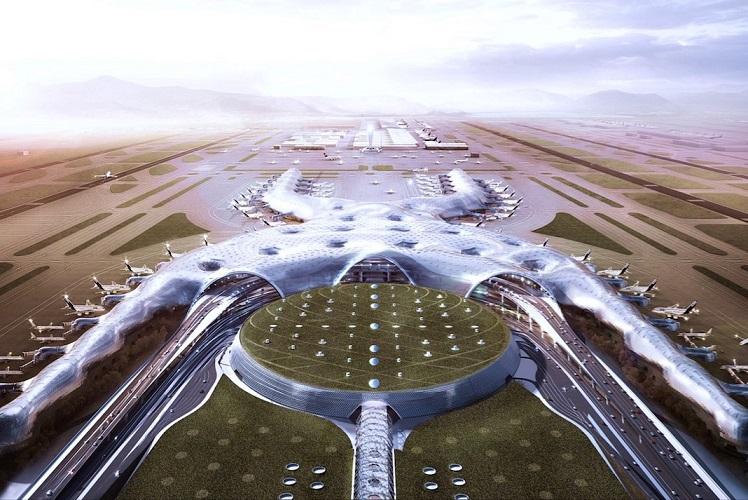 En la sesión de este jueves, el tema del aeropuerto confrontó a diputados.
