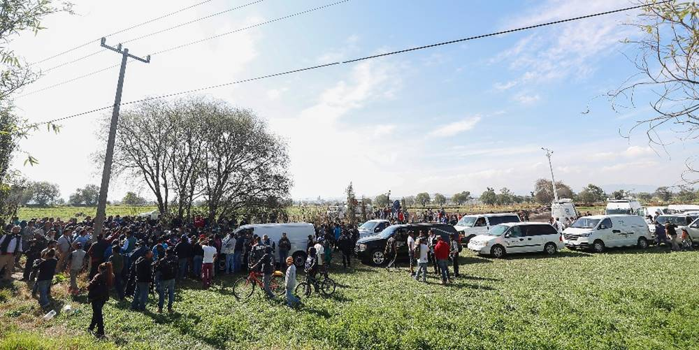 Asesinan A 'La Parca', Líder De 'Huachicoleros' En Hidalgo