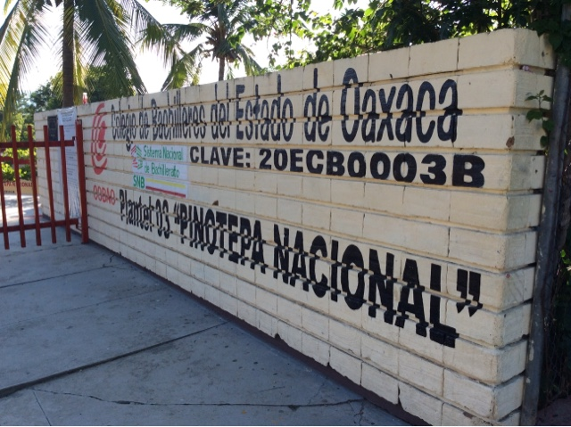 Atacan a balazos a menor estudiante del COBAO en Pinotepa Nacional