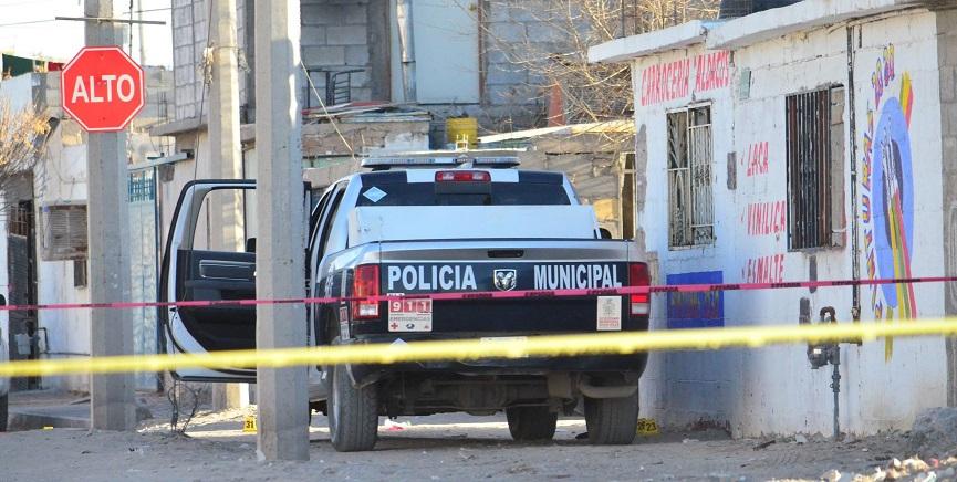 Ataque a Policías Municipales en Ciudad Juárez deja 8 policías lesionados y uno muerto