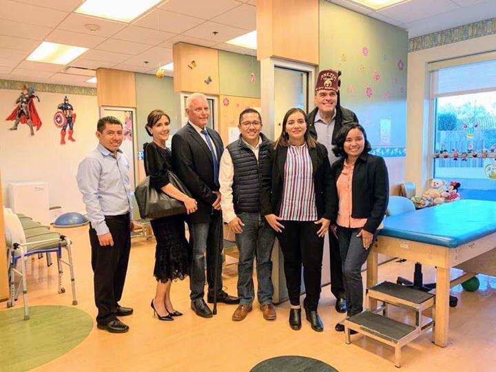 Edil gestiona más servicios de hospital Shriners para Huatulco