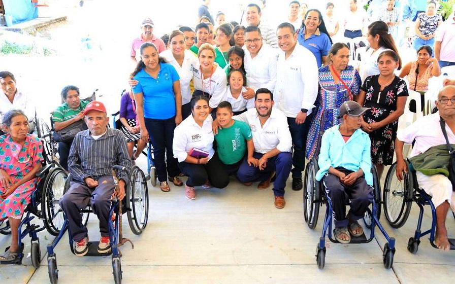 La suma de voluntades hace la diferencia: DIF Oaxaca