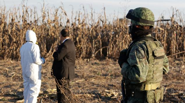 Una burla, el informe sobre desplome de aeronave en Puebla: Marko Cortés