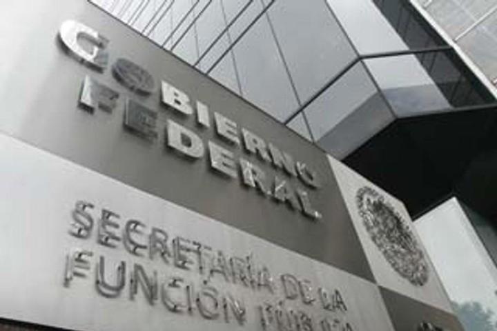 Emite SFP enlace para consultar declaraciones patrimoniales del gabinete de AMLO.