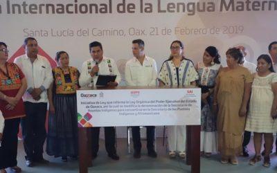 ¡Los pueblos originarios de Oaxaca son la grandeza de México!: Alejandro Murat
