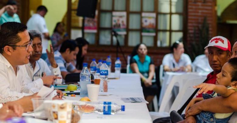 En las Audiencias Públicas EscucharParaServir es nuestra prioridad: Giovanne González