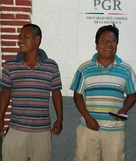 Detuvieron a Abraham Ramírez, líder del CODEDI en Pochutla