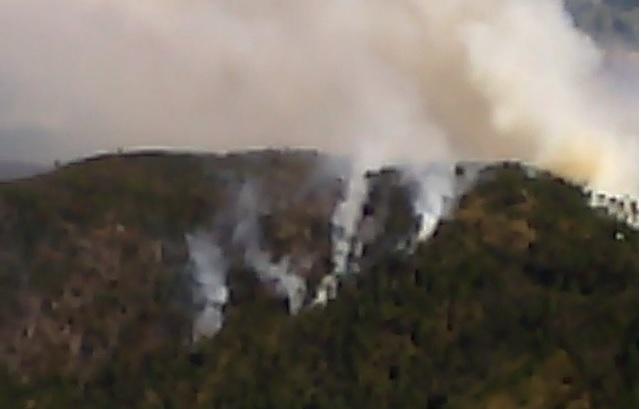 Más de 500 hectáreas quemadas en Veracruz