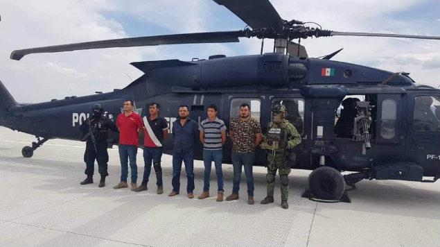 vinculó a proceso a jefe de plaza del CJNG de Jalisco