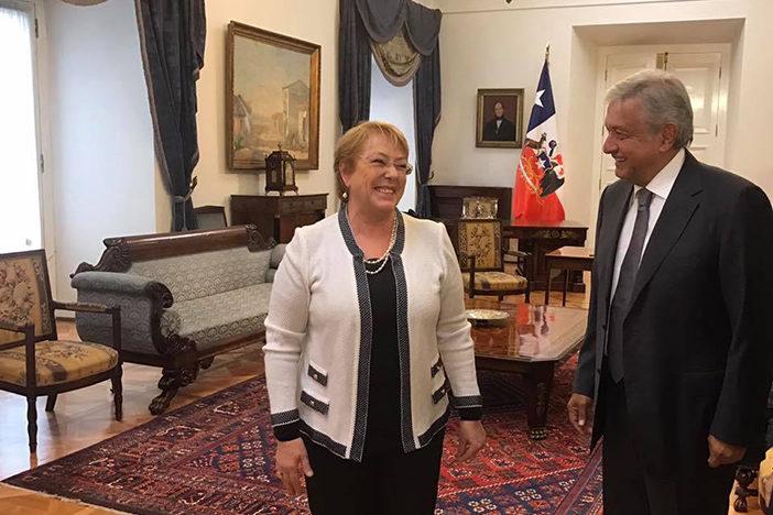 México tiene cifras de muertes violentas propias de un país en guerra: Bachelet