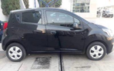 Recuperan automóvil robado sobre la Carretera Federal 175