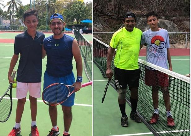 Huatulco, campeón de la copa de tenis Tangolunda 2019