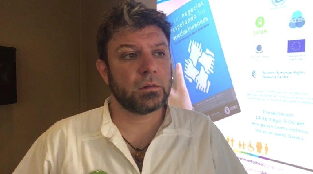 """Presentan la traducción al español del manual """"Hacer negocios respetando los derechos humanos"""""""