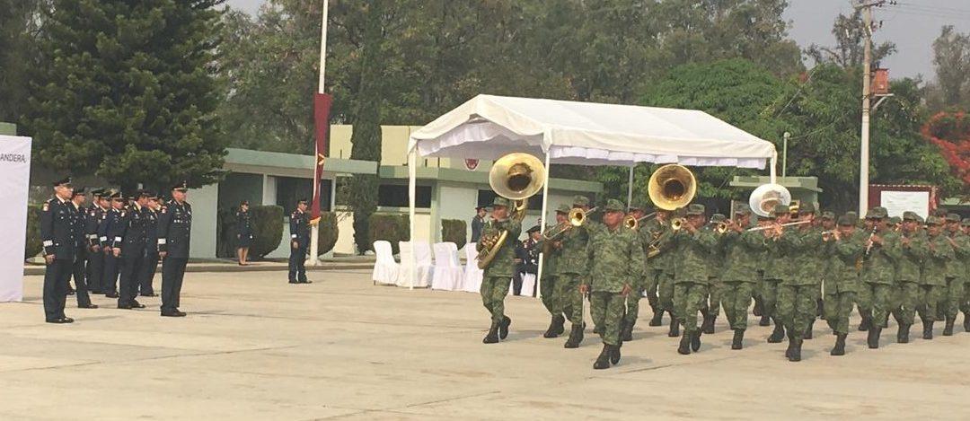 Relevan mandos en la VII Región Militar
