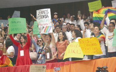 Dicen ¡no! en Sinaloa a matrimonio igualitario