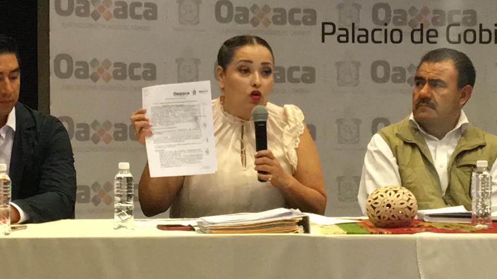 Total transparencia en selección para la Guelaguetza 2019: Aguilar Escobar