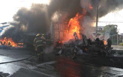 Mantienen atención médica a lesionados del accidente en la carretera México-Cuautla