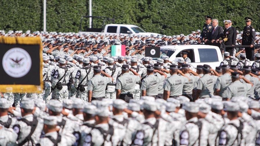 Oaxaca sumará esfuerzos con la Guardia Nacional: AMH