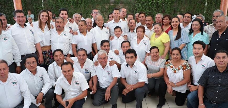 Respalda Gobierno del Estado transporte legal de Oaxaca