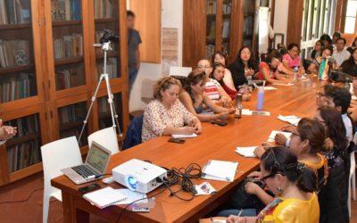 Apoya IEEPO estrategias que fomenten la educación intercultural