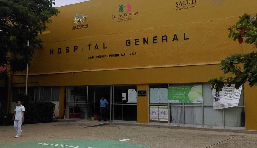 Reanudan labores en Hospital de Pochutla