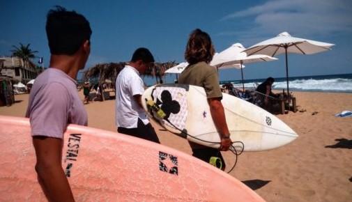 Presentan en el Surf Festival Zipolite 2019