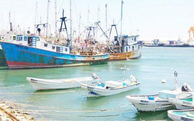 Se plantaron en el Zócalo miles de pescadores