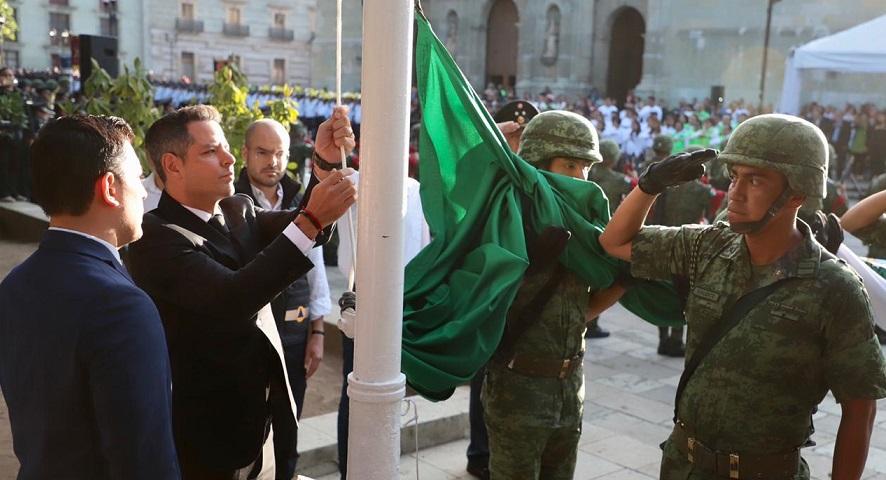 A dos años de la tragedia, Oaxaca está de pie: Alejandro Murat